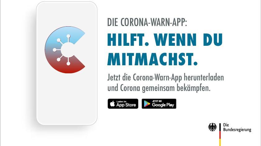 Corona App Standort Aktivieren