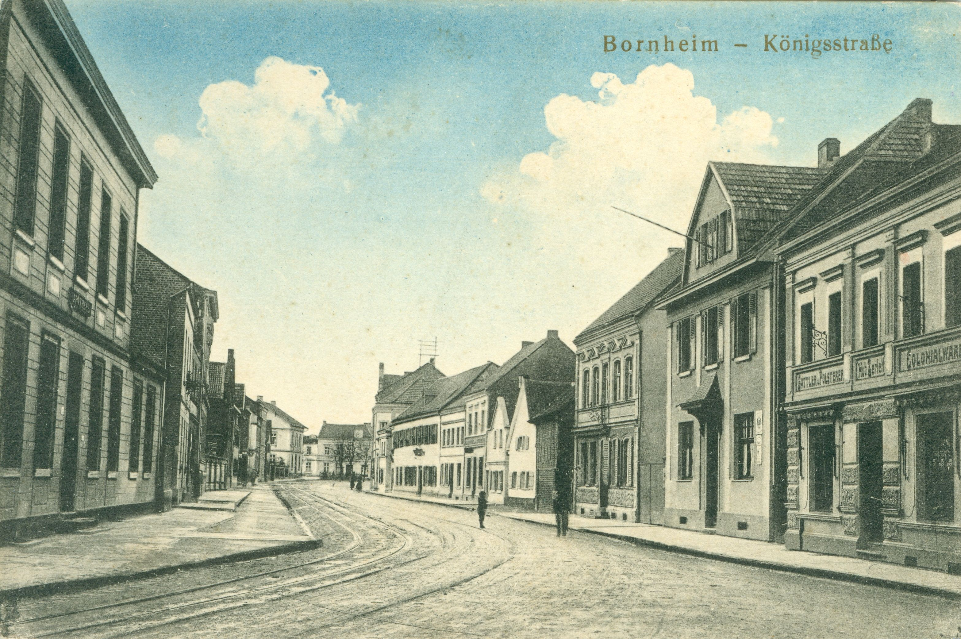 Bildergebnis für bornheim rheinland historisch